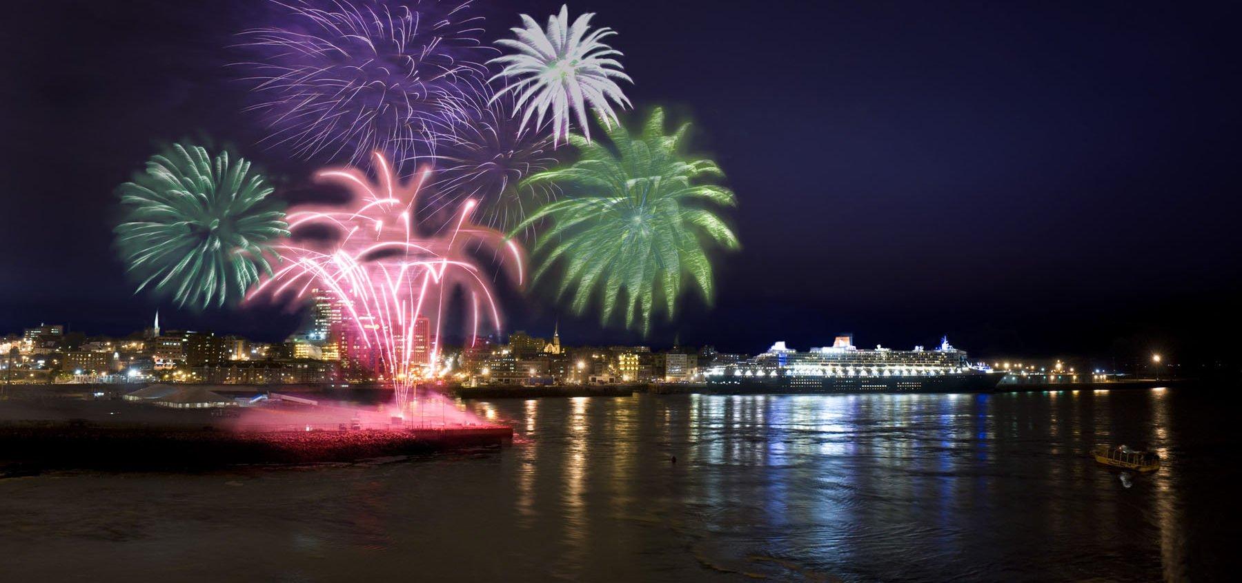 Saint John Fireworks