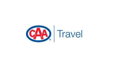 CAA Travel logo