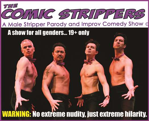 Comic Strippers 1